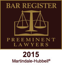 Hogue Hill-Bar Register Preeminent Lawyers
