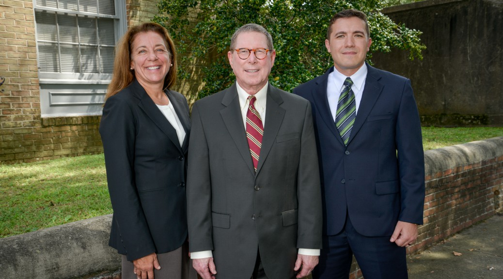 Litigation Practice Group Attorneys David A. Nash, Elijah Huston, Patricia C. Jenkins